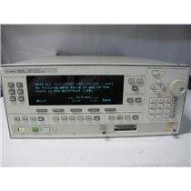 Agilent HP 83630L 10MHz-26.5GHz Swept CW Generator (ref db)