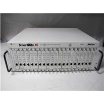 Spirent Smartbits SMB-10 Data Traffic Generator, 20-slot chassis w/ 20 ML-7710