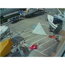 Atlantic Jib w Luff 17-0 from Boaters' Resale Shop of TX 1711 2527.91