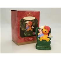 Hallmark Ornament 1997 Waitin' on Santa - Disney's Winnie the Pooh - #QXD6365
