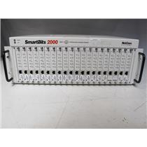 Spirent SmartBits SMB-2000 20-Slot Chassis w/ 20 ML-7710, SMB2000