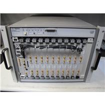 Agilent E8403A Mainframe VXI 13 Slot ParBERT w/ E8491B, E4808A, E4861A (E4862A)