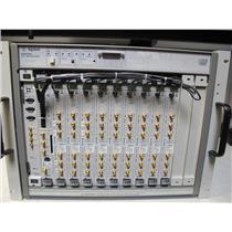 Agilent E8403A Mainframe VXI 13 Slot ParBERT w/ E8491B, E4805A, E4861A (E4863A)