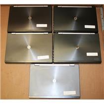 """LOT 5 HP Elitebook 8570W 8560W 15.6"""" Core i7 3rd Gen Bios Password AS IS Laptop"""
