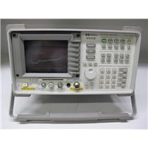 Agilent HP 8593E Spectrum Analyzer, 9 KHz - 22 GHz, Opt 041