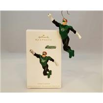 Hallmark Ornament 2011 Green Lantern - Secret Origin Super Hero - #QXI2133