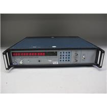 EIP 538B Microwave Frequency Counter Opt 08