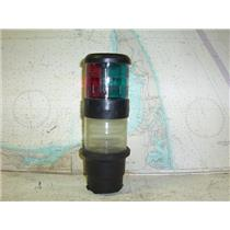Boaters' Resale Shop of TX 1803 1577.01 AQUA SIGNAL SW 40 TRICOLOR NAV LIGHT