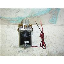 Boaters' Resale Shop of TX 1804 5101.42 RAYMARINE M81120 TYPE 1 AUTOPILOT PUMP