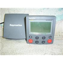 Boaters' Resale Shop of TX 1804 5101.37 RAYMARINE ST6001+ AUTOPILOT DISPLAY ONLY