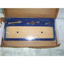 "Boaters' Resale Shop of TX 1804 1145.11 GUEST MODEL 4012 DYNAPLATE KIT 3"" x 12"""
