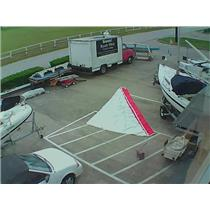 ATN Storm/Gale Sail Jib w Luff 19-3 Boaters' Resale Shop of TX 1804 2055.91