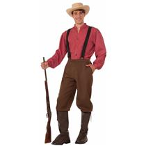 Pioneer Man Adult Costume Standard Size