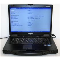 "Panasonic ToughBook MK4 CF-52 15.4""Core i5 2.6GHz4GB128GB Laptop Bluetooth700HRS"