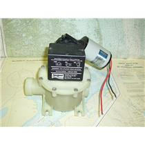 Boaters' Resale Shop of TX 1804 1442.04 SEALAND 24 VOLT TOILET DISCHARGE PUMP