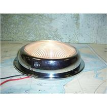 "Boaters Resale Shop of TX 1804 2051.51 DR. LED MARS 6-3/4"" CABIN 12V DOME LIGHT"