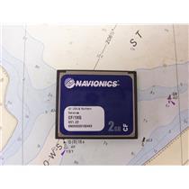Boaters' Resale Shop of TX 1801 0721.42 NAVIONICS CF/1XG COMPACT FLASH CHART