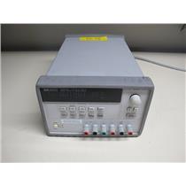 Agilent HP E3631A 80w triple output power supply, 6v, 5a and +/-25v, 1a (ref:db)