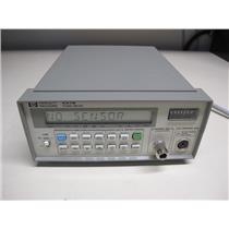 HP Agilent 437B Power Meter  (ref:db)