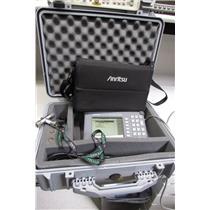 Anritsu S332B Cable Antenna / Spectrum Analyzer w/ OSLN50LF, hard case (ref:db)