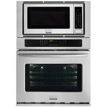 """Frigidaire Gallery 27"""" Electric Wall Oven And Microwave Combination FGMC2765PF"""