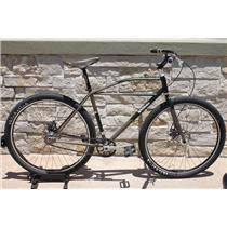 Willit Townie Fat Tire Cruiser Bike 29er  Austin TX Made