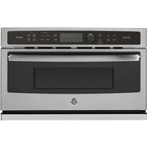 GE Profile Advantium Series 30 Inch Single SS Electric Wall Oven PSB9120SFSS