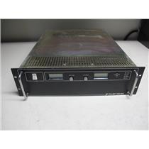 POWER TEN P63C-8400D DC POWER SUPPLY, 0-8V, 0-400A