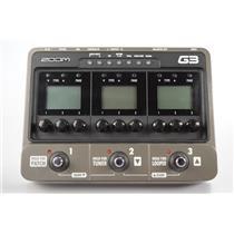 Zoom G3 Multi-Effect Guitar Processor DI USB Owned by Warren Cuccurullo #32664