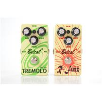 Belcat TRM-507 Tremolo & FUZ-510 R-Fuzz Guitar Effect Pedal Bundle #32665