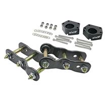 Ball Joint Spacer+Rear Shackles Lift Kit Fits Toyota Hilux IFS LN107 LN166 89-04