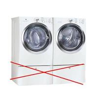 Electrolux IQ Touch Series Front Loading Washer & Dryer EIFLW50LIW / EIMED60JIW