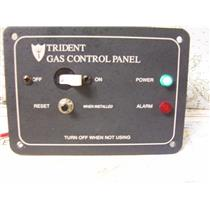 Boaters' Resale Shop of TX 1804 2475.15 TRIDENT PROPANE GAS CONTROL PANEL ONLY