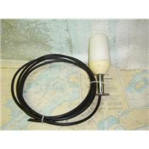 Boaters' Resale Shop of TX 1805 0577.04 KVH TRACPHONE 25 ANTENNA POD WITH CABLE