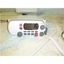 Boaters' Resale Shop of TX 1805 0571.32 STANDARD HORIZON GX2355S VHF RADIO & MIC