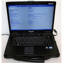 "Panasonic ToughBook MK4 CF-52 15.4"" Core i5 2.6GHz 4GB 320GB Laptop"