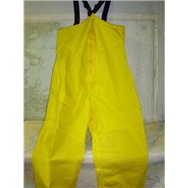 "Boaters' Resale Shop of TX 1804 2777.02 WEST MARINE 3XL ""THIRD REEF"" BIB ONLY"