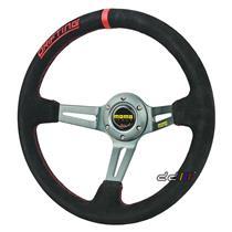 Universal 350mm Deep Dish Racing Steering Wheel Can Fit MOMO SPARCO OMP Boss Kit
