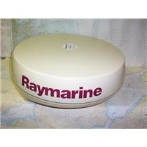 """Boaters' Resale Shop of TX 1805 1724.01 RAYMARINE M92652 RADAR 4 KW 24"""" DOME"""