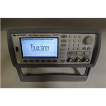 Agilent 33622A 33600A Series Waveform Generator, 120 MHz, 2 Ch