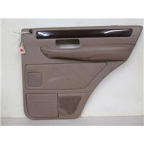 Range Rover P38 right rear door panel 99-02