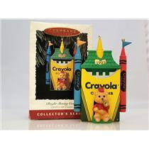 Hallmark Series Ornament 1993 Crayola #5 - Bright Shining Castle - #QX4422-DB