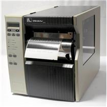 Zebra 170xiIII Plus 172-741-00200 Thermal Barcode Printer USB Network Rewinder