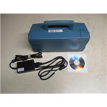 Tektronix TPS2024 Digital Storage Oscilloscope- 200 MHz, 2 GS/s, 4 CH,Calibrated