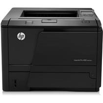 HP LASERJET PRO 400 M401DNE LASER PRINTER WARRANTY REFURBISHED WITH NEW TONER