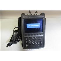 Agilent Keysight N9917B Microwave Analyzer 18GHz, No option, N9917A