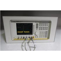 Agilent 8563EC Spectrum Analyzer, 9 Khz - 26.5 GHz, rack mounted