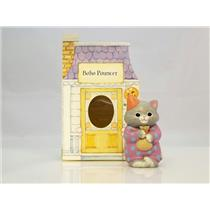 Hallmark Merry Miniature 1993 Bobo Pouncer - Catwitch Hollow - #HHD3525