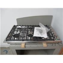 "Viking Professional 5 Series 36"" 6 Sealed Burners SS Gas Cooktop VGSU5366BSS"