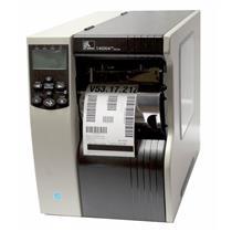 Zebra 140Xi4 140-801-00200 Thermal Barcode Label Printer USB Network Rewinder